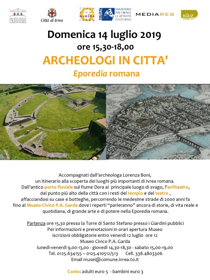 Archeologi in città_Luglio2019